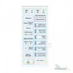 Membrana Microondas Panasonic nn7852BH